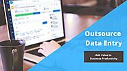 Benefits of Outsourcing Accounting Data Entry Services