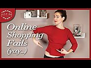 Major mistakes to avoid when shopping for clothes online ǀ Justine Leconte