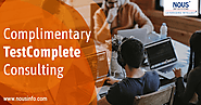 Announcement - 20-Hour Complimentary TestComplete Consulting Package
