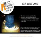 Digital Dash - Best shoe fashion of 2012 goes to Jeff Pulver.  ...