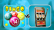 Slots Game Vs. Bingo Games – Which Is Better For Playing?