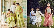 Where To Buy Indian Wear For Kids For This Wedding Season?
