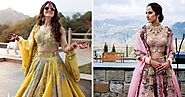 Where To Buy Gorgeous Anamika Khanna Lehengas From!