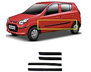 Maruti suzuki Alto Car Door Side Beading - Side Mouldings | Verko | Verkoper