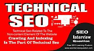 Technical SEO | Crawling and Indexing | SEO Interview Question