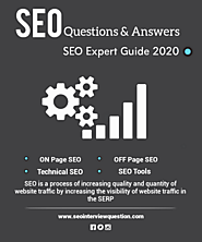 SEO Expert Guide - 2020 |Get Ready For the SEO Exepertise - Interview Q&A
