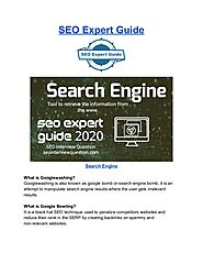 Search Engine SEO Interview Question PDF - SEO Ebook PDF