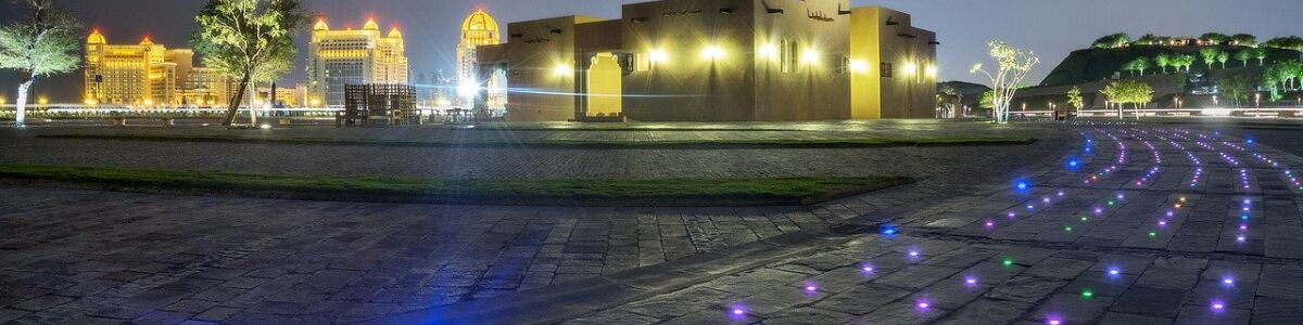 Headline for Top Things to Do in Doha at Night – Fun Adventures After Sunset!