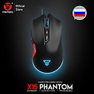 FANTECH X15 Wired Gaming Mouse | Shop For Gamers