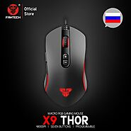 FANTECH X9 Wired Gaming Mouse | Shop For Gamers