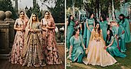 Coordinated Bridesmaids Outfit Ideas For Your Glamorous BFFs!