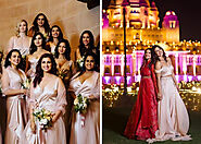 #NickYanka: Parineeti Chopra's Sister Of The Bride Dresses Are Goals For 2019 Bridesmaids!