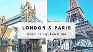 The Perfect London & Paris Itinerary | ItsAllBee Travel Blog