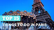 Things To Do In Paris In Under 2 Minutes!