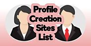 Free Dofollow Profile Creation Sites List 2020 | Offpagesavvy