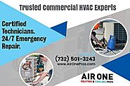 How can a commercial HVAC company help you?