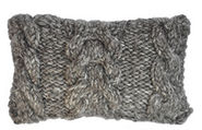 Buy Cable Knit Wool Pillow in Florida