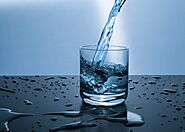 Role of water in weight loss.
