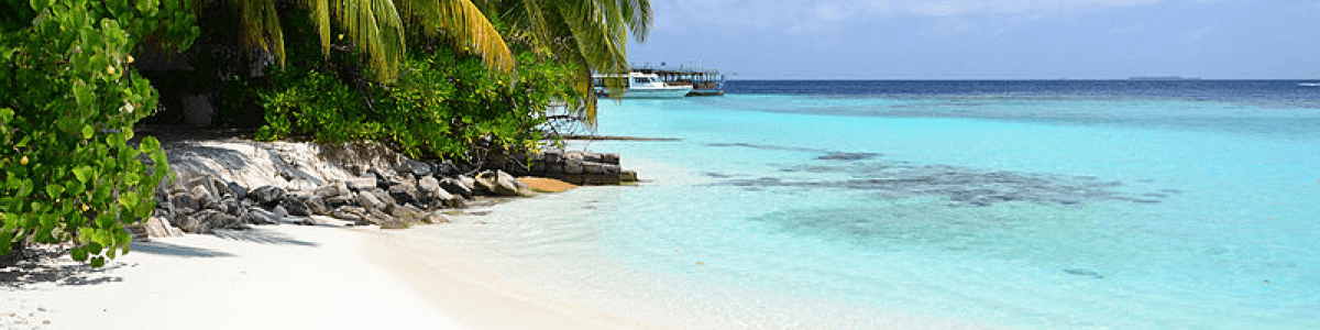 Headline for Best Beaches in the Maldives