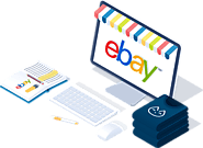 Sell on eBay with print-on-demand Dropshipping with Shirtee Cloud
