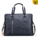 Black Leather Commercial Business Bag CW969869 - cwmalls.com