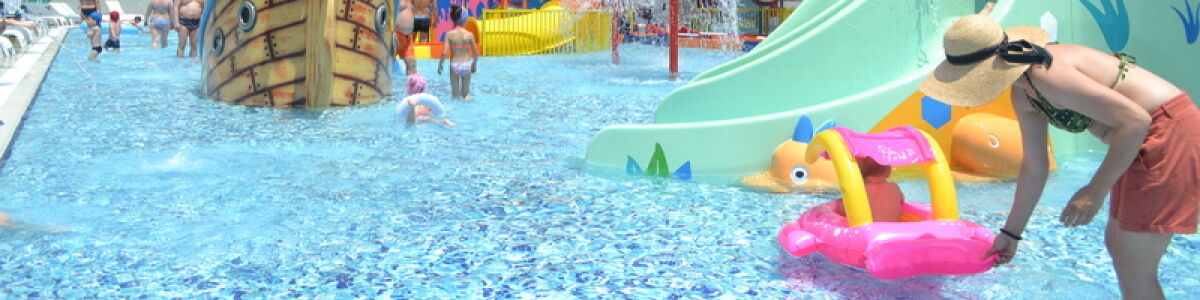 Headline for 5 Best Water Parks in Manila – Travel with Kids!