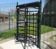 Turnstile Leeds | Security speed gates Leeds | TI Security