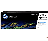 HP No 206A (W2110A) Black Toner Cartridge
