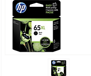 HP No 65XL (N9K04AA) High Capacity Black Inkjet Cartridge