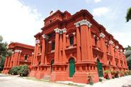 Venkatappa Art Gallery and Government Museum in Bangalore