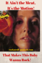 Maria Muldaur -It Ain't the Meat, It's the Motion - RocknRoll Goulash