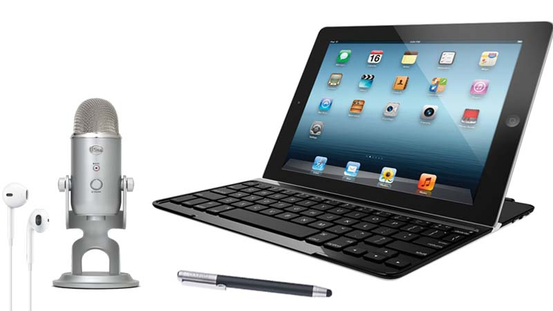 Headline for Essential iPad Accessories for Educators