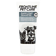 Buy Frontline Pet Care Dark Coat Shampoo for Dogs & Cats Online at CanadaVetExpress.com
