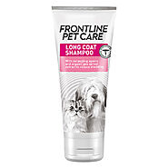 Buy Frontline Pet Care Long Coat Shampoo for Dogs & Cats Online at CanadaVetExpress.com