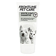Buy Frontline Pet Care White Coat Shampoo for Dogs & Cats Online at CanadaVetExpress.com