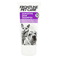 Buy Frontline Pet Care Sensitive Skin Shampoo for Dogs & Cats Online at CanadaVetExpress.com