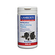 Lamberts Calming Tablets for Dogs at Lowest Price - CanadaVetExpress.com