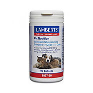 Lamberts Glucosamine Complex for Dogs & Cats at Lowest Price - CanadaVetExpress.com