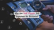Why Are VoIP Phones Still Important for Business