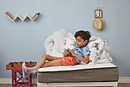 Best mattress for children who move a lot in their sleep - Top Mattress Inida - Blog