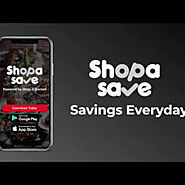 Shopa Save App For Cashback and Vouchers | Visual.ly