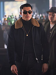 The Gentlemen Henry Golding Jacket - Just American Jackets