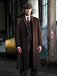 Jensen Ackles Supernatural Wool Coat - Just American Jackets