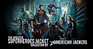 The Updated Superheroes Jacket Collection By Just American Jackets