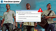 How to Fix GTA 5 (Grand Theft Auto) Crashing Issue