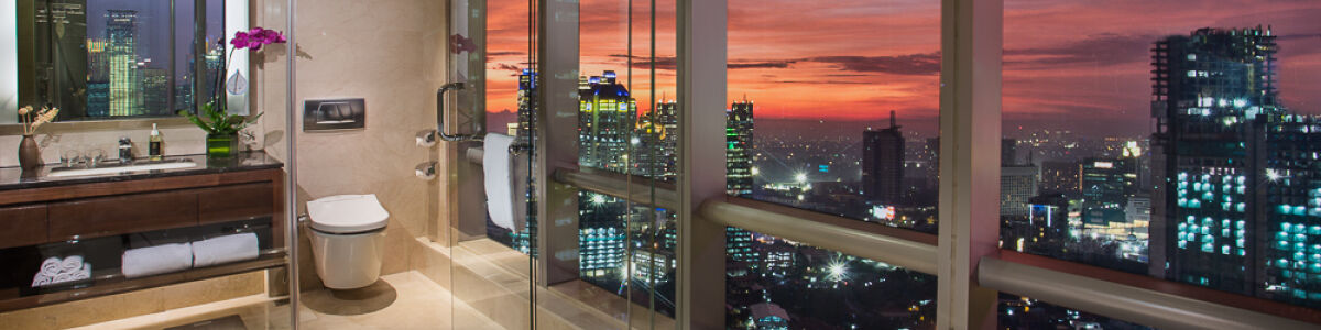 Headline for Apartment Types and amenities at Ascott Kuningan Jakarta