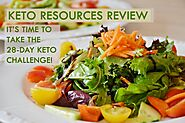 Keto Resources Review: It's Time to Take The 28-Day Keto Challenge!