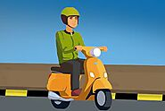 Piaggio Two Wheeler Insurance Online at Liberty General Insurance