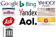 Top 10 Search Engines In The World - Vilesolid.com - Vilesolid