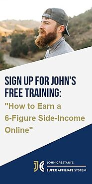 Super Affiliate System Review : John Crestani's Course Worth It?